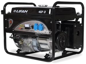 Генератор Lifan 4 GF-3 (LF5000)