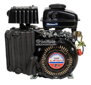 Двигатель Lifan 156F, вал Ø16 мм