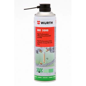 Спрей-смазка Wurth HHS 5000